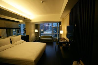 北京桔子水晶建国门酒店