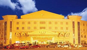 广西玉林宾馆 高清图片