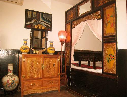 古代背景房间素材图片 古代房间背景素材古风素材房间背景