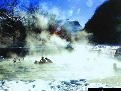 長白山溫泉群其他旅遊景點